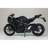 1:12 Honda CBR 1000 RR Black 5 Star Motorcycle Model Collection Motorcycle Car Fans Toy