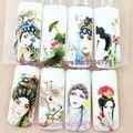 4 Листов Китайская опера стиль переброска воды ногтей наклейки цветок наклейки маникюр nail art украшение дизайн инструменты C212-215