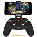NEWGAME gamepad M100 YOUTH/COOL PLAYER bluetooth/wired game handle for IOS/Android/Windows for xbox dualshock Free shipping