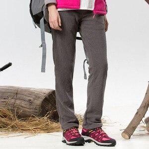 Image 3 - 冬春暖かい男性女性屋外ハイキングキャンプ釣りズボンスポーツ超軽量 8 色 S XXL パンツ RW017