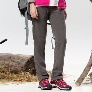 Image 3 - Winter Spring Warm Fleece Pants Men Women Outdoor Hiking Camping Fishing Trousers Sports Ultralight 8 Colors S   XXL Pants RW017