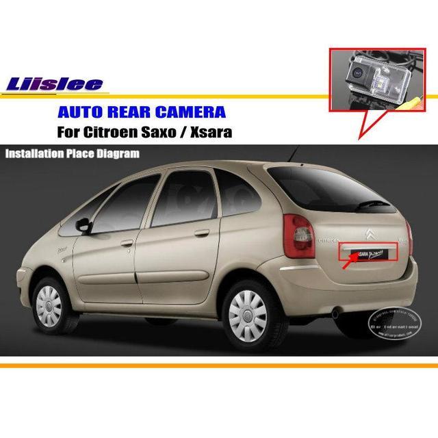 Aliexpress Buy Liislee Car Reverse Parking Rear View Camera