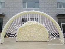 Sakura Arch Frame with Arc Truss for Wedding Ceremony