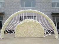 Sakura Arch Frame with Arc Truss for Wedding Ceremony