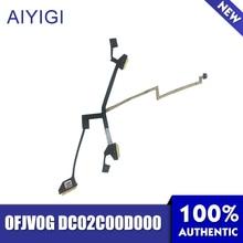 Aiyigi ноутбук ЖК-дисплей линейный экранированный кабель для Alienware 13 R1/R2 AAP01 0FJV0G DC02C00D000 Линия электропередачи Тетрадь аксессуары