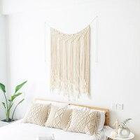 Home Furnishing Bohemian Mandala Tapestry beige Cotton Wall Hanging Sandy Beach Picnic Camping Tent Travel Sleeping Pad