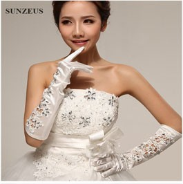 wedding gloves 8