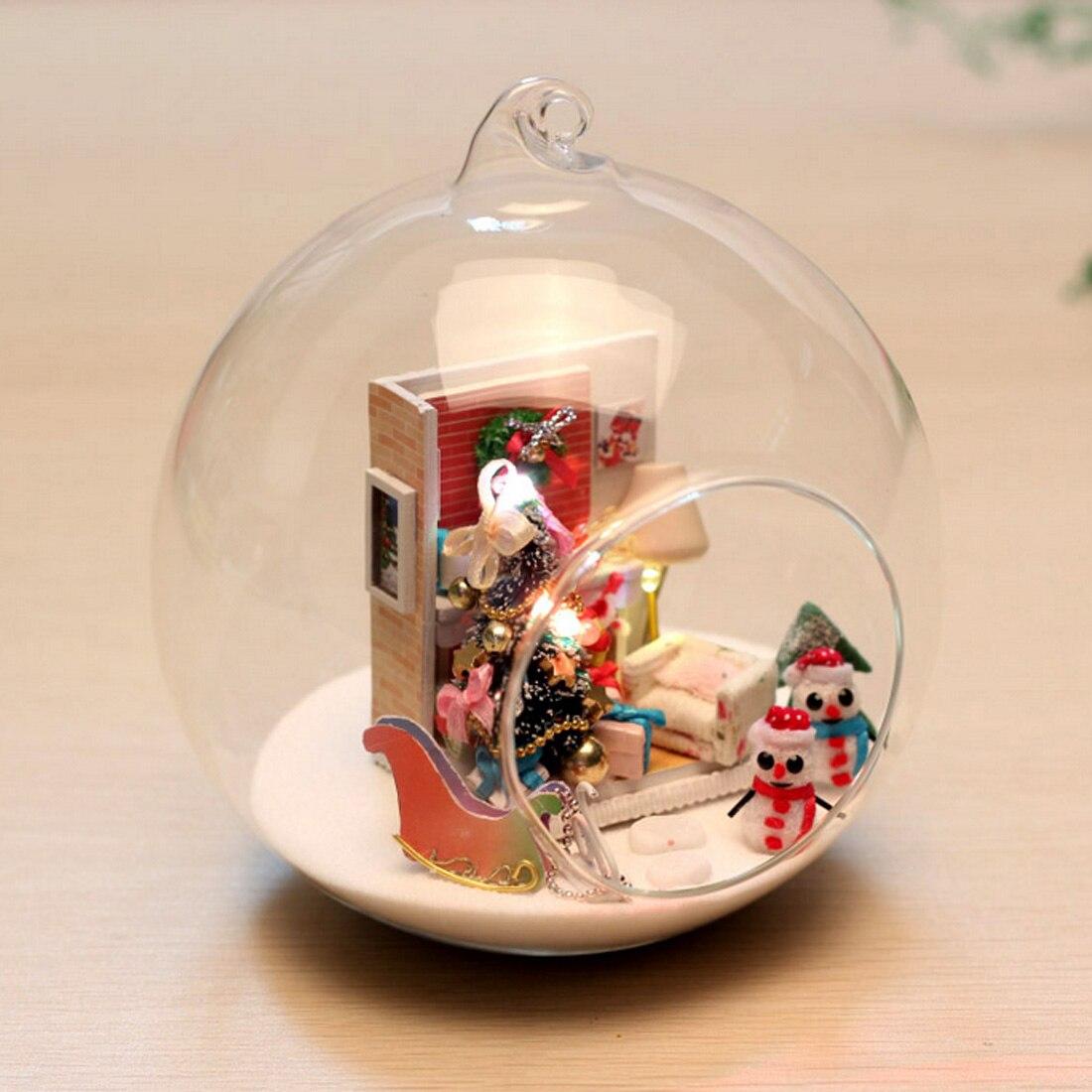 ZOOYOO DIY Wooden Dollhouse Miniature