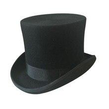 Gorros de fieltro de lana sombreros de Presidente gorra hípica gorra mágica sombrero  de hombre gorros de mujer envío gratis 1bb496d7da4
