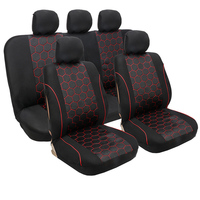 Car Seat Covers Set Universal Fit Most Car Seat Protector for volvo s40 s80 v40 v50 v70 xc70 VW Amarok T Roc vento lupo Polo