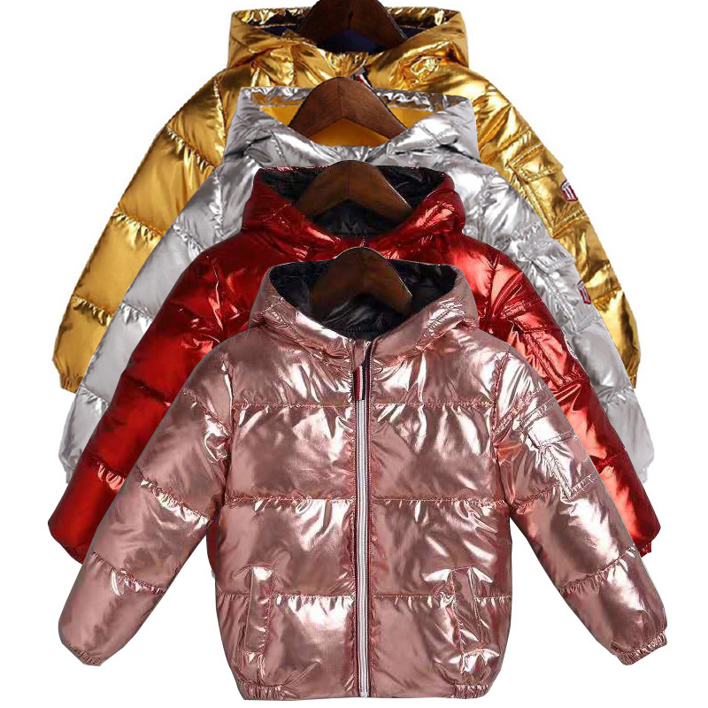 2018 Girls Winter Down Jacket Boys Outwear Coats Parkas Childrens Warm Jacket Girl Winter Jacket Hooded Coat for Russian Winter недорго, оригинальная цена