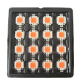 20pcs 45mil Super Bright 10W Full Spectrum 400~840nm SMD LED Grow Chip BridgeLux Light Lamp For Plant Grow