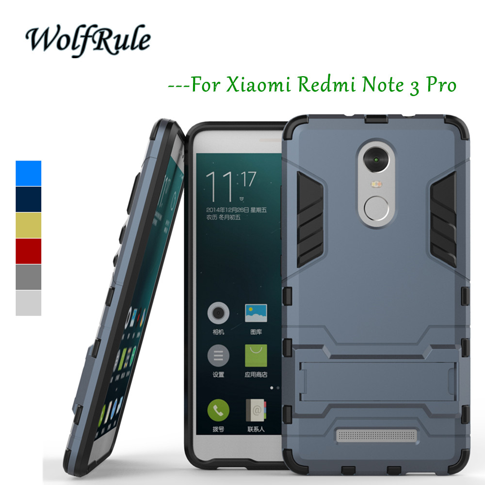 Xiaomi Redmi Note 3 Pro Case redmi note 3 Cover Silicone + Plastic Phone Holder Case for Xiaomi Redmi Note 3 Pro Funda note3 <