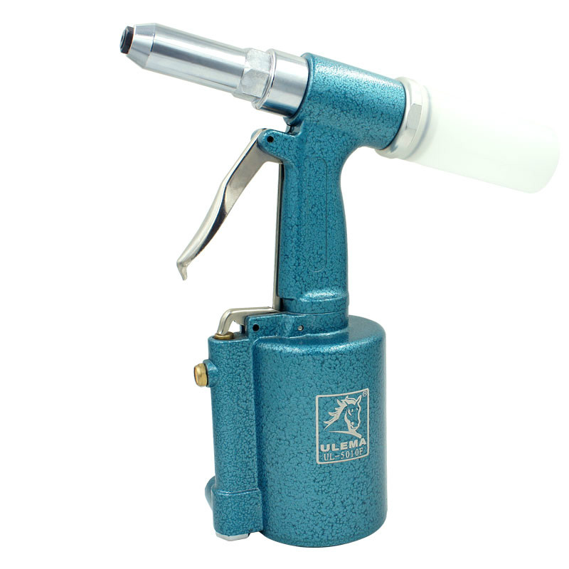 цена на 5010F Pneumatic nail gun pull nail clamp hydraulic industrial grade stainless steel rivet machine riveter three claw
