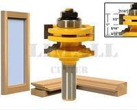 SHK 12 7MM Woodworking Milling Cutter Knife Door Glass Windows Wood Carving Cabinet Door Tenon Knife