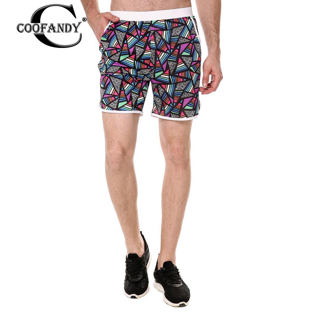 Плавание Для мужчин Модная сетчатая подкладка-талия Повседневное Runnning новые пляжные шорты
