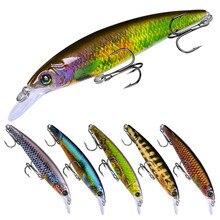 Купить с кэшбэком Fishing Lures 11.3cm/14g Suspend Japan Lures SHANKS Popper Fishing Lure Wobbler Minnow Depth Bass Pike Hard Bait Lure