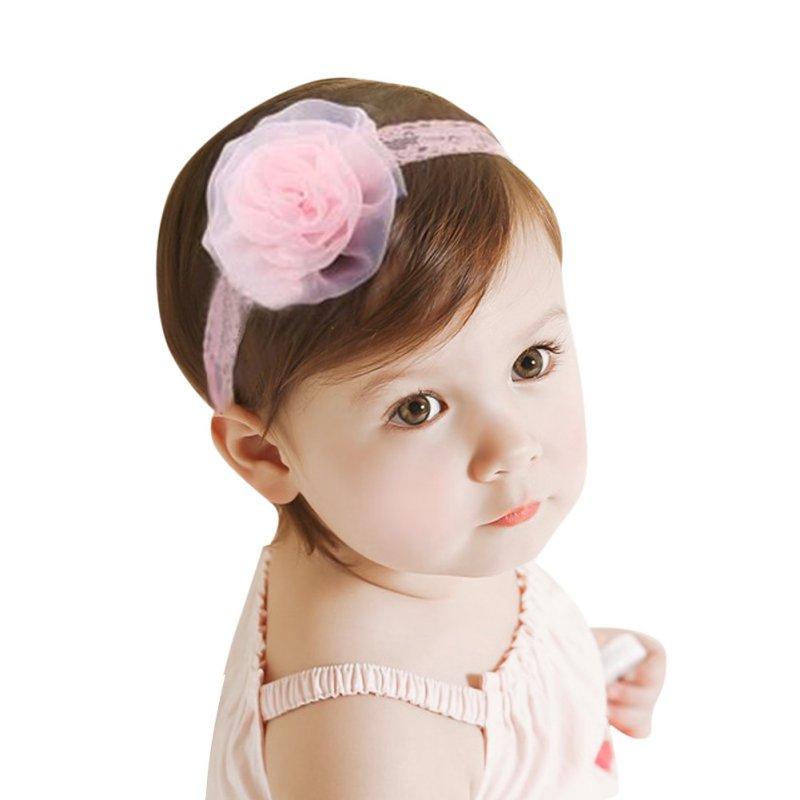 2017 Lovely Infant Toddler Flower Headbands Baby Headband Girls Headwear  Newborn Hair Band Baby Girl Hair Accessories P2 on Aliexpress.com  8aac7dd20a0