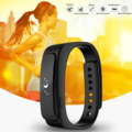 A8 Smart Bracelet Wristband Watch Fitness Tracker Bluetooth Detachable Earphone Band Monitor for iOS Android Phone