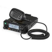 TYT MD 9600 Dual Band DMR мобильный автомобильный радиоприемник двухстороннее радио Грузовик Мобильный трансивер 136 174/400 470 МГц 3000 CH 50/45/25 Вт любительск