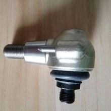 Передний ABC стойки шаровой шарнир для Mercedes Benz W221 S350 S550 гидравлический амортизатор подвески 2213202413 2213207813