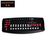 Tiptop Дискотека 192 DMX контроллер/DMX мини-камень контроллер/DMX 512 света контроллер DJ оборудование Пластиковый корпус 3PIN /5PIN DMX out