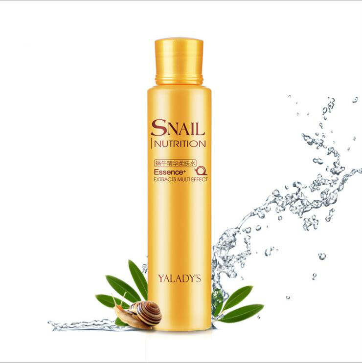 Brand 120 ml Toner Tonic Snail Glycerin Glycolic Acid Face Toner Makeup Water Face Toner Anti Aging Anti Wrinkle Natural image