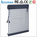 2015 rental P12.5 indoor stage mesh/curtain LED display screen led strip mesh curtain screen P10/P12/P16/P20/P31.75/P37.5/P40mm