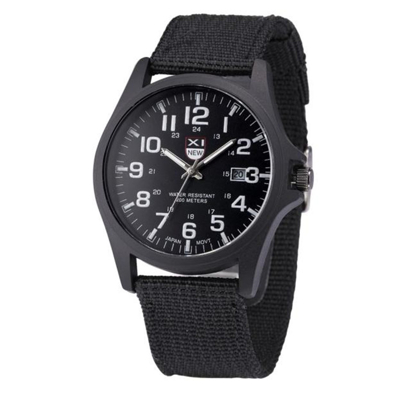 relogio masculino XINEW 2017 High Quality Men's Watches Outdoor Date Stainless Steel Military Sports Analog Quartz Watch Men fabulous luxury outdoor sports men watch calendar date mens steel analog quartz watch military erkek kol saat relogio masculino
