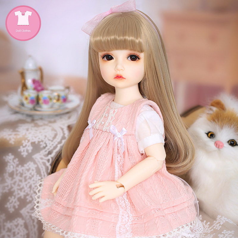 Image 4 - BJD Clothes Bjd girl 1/6 bid/sd Sexy dress beautiful doll clothes Repair the body  OUENEIFSDolls Accessories   -