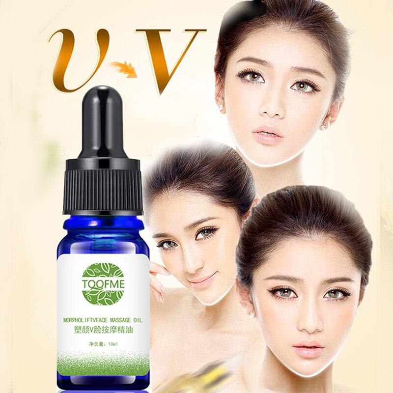 Estiramiento facial aceite esencial Extracción cara Papada bebé gordo en forma de V-6455