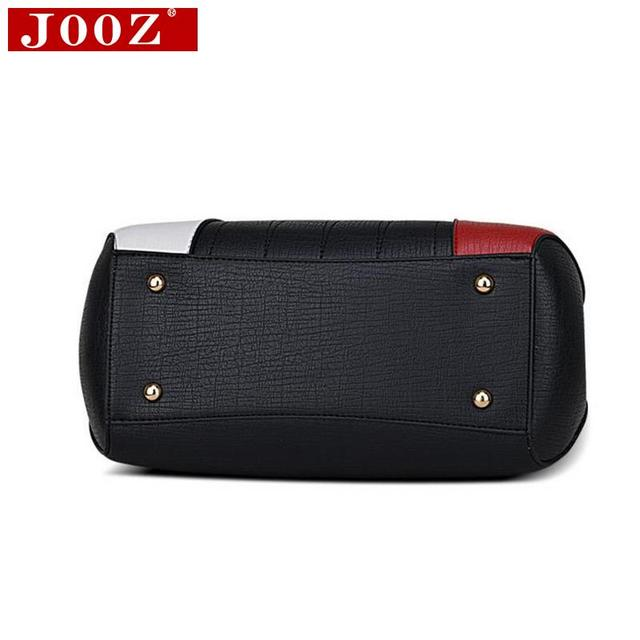 JOOZ 2017 new women Messenger bag casual wild ladies party purse clutches fashion patchwork tote bag sweet female shoulder bag