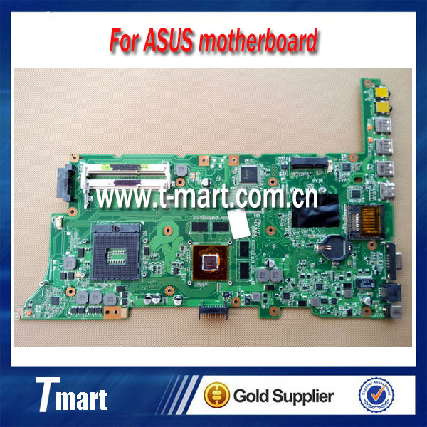 ФОТО 100% working for ASUS K73SM Laptop motherboard fully tested