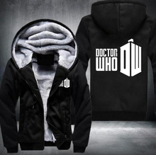 New autumn and winter women and men sweatshirt hoodie personality dalek doctor who hoodie USA Size fast ship 5-10 days arrive
