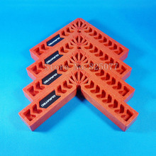 4PCS 100mm(4″) Clamping Square High Strength Engineering Plastic Clamps for Woodworking KF1096