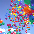 Воздушные шары 500 Шт. Смешанные Цвета 5 см Поставок Латекс Воздушный Шар Фото Опора Мяч Открытый Toys TY0101