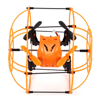 Original Helic Max Mini Drone Shatterproof Remote Control Sider Aircraft 3D Rollover RC Helicopter Drone toys vs SYMA X18