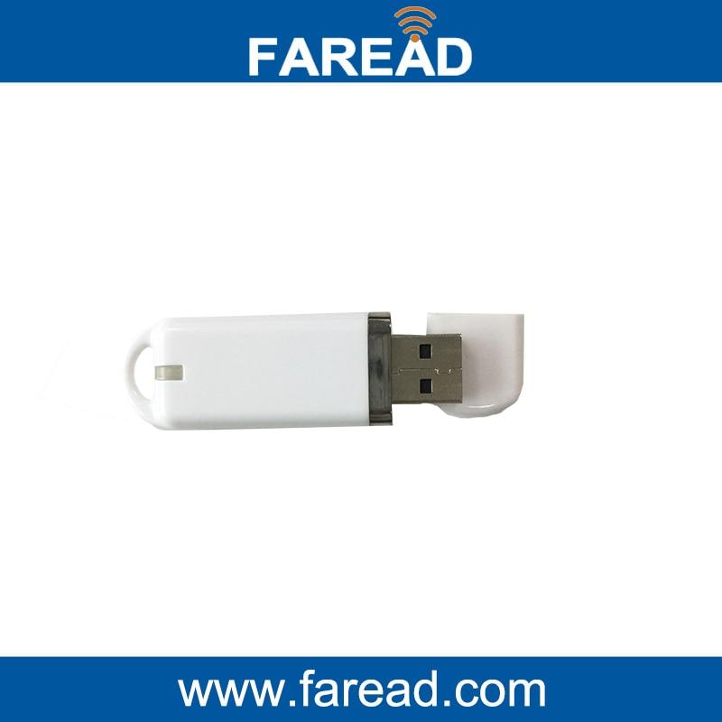 FREE SHIPPING Data Collecting USB Reader Via Mobile Phone 125Khz ID64 EM4100,EM4102,EM4200
