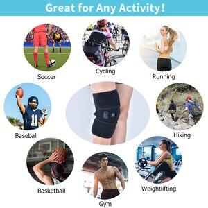 Image 3 - Soutien au genou, soutien au genou, physiothérapie, soutien au genou, orthèse de lancienne jambe froide, blessures, douleur, rhumatisme, réhabilitation