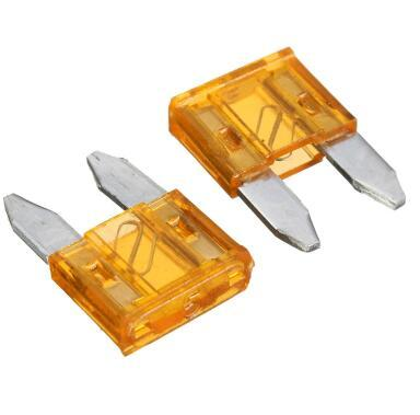 Lowest Price 3PC 200mm Waterproof Fuse Holders 16 Gauge ATC Fuse Holder In-line AWG Wire 6PCS 11mm Car Blade Fuses