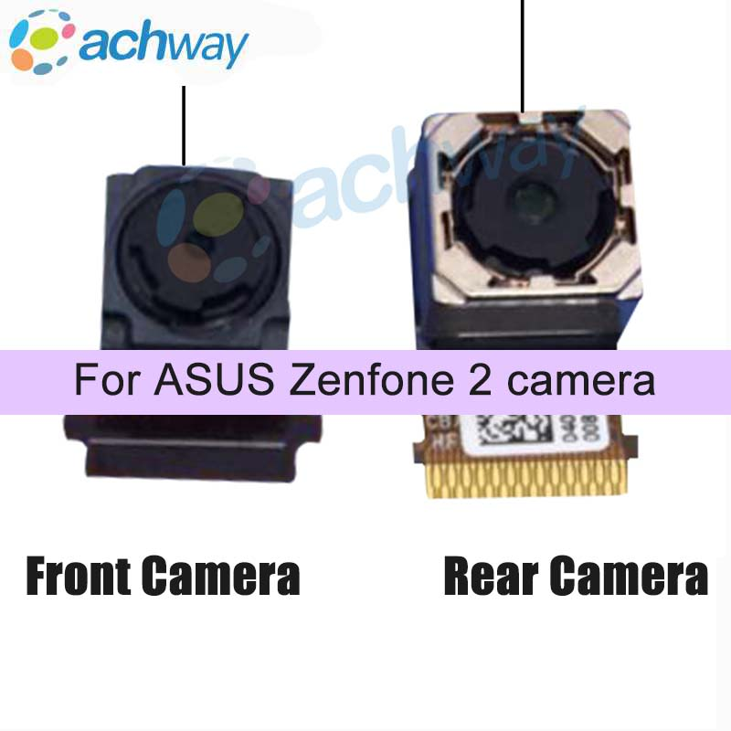 Zenfone 2 ZE551ML back/small face-to-face camera fron