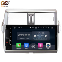 Sinairyu 10 1 Inch Big Screen HD 1024X600 Car DVD System Android 6 0 Car Dvd