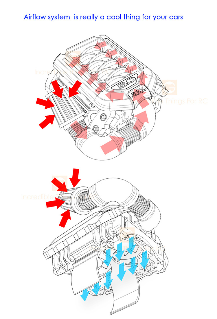 medium resolution of the picture below is a real engine for reference only