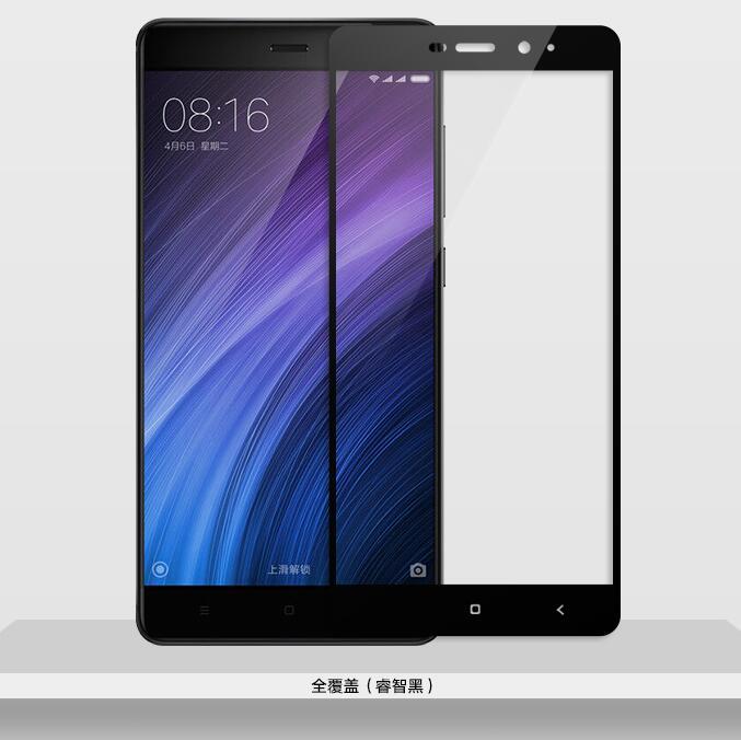HD 2.5D Full Coverage Tempered Glass Screen Protector Film For Xiaomi 5S Plus Max redmi 4 pro Note 4 4x 6