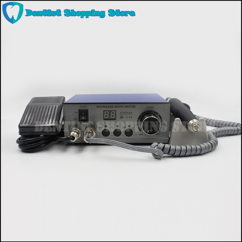 60,000 rpm dental brushless micromotor with touch function for dental jewelry polishing machine dental micromotor brushless polishing machine handpiece 60000 rpm for jewelry engraving