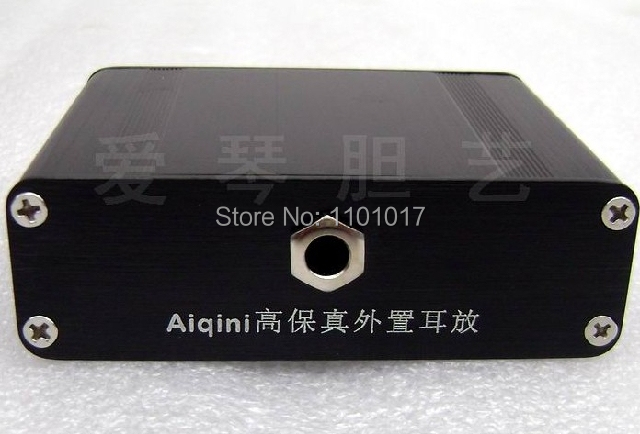 Aiqin alto-falantes de saída de fone de ouvido adaptador compatível para 2A3 300B EL34 KT88 tubo amplificador