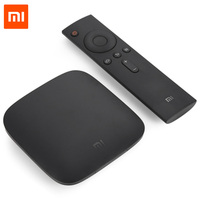 Original Xiaomi Mi 3C TV Box Android 5 0 4K Quad Core Set Top Box Wifi