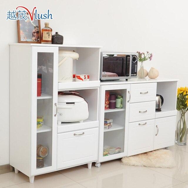 Madera t aparador armario armarios minimalista blanco - Aparadores para cocina ...
