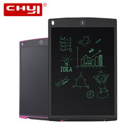 12 Inch LCD Writing Tablet Digital Drawing Board Graphics Handwriting Pads Portable Electronic Memo Message Board