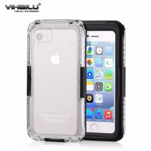 Фотография Waterproof Case For iPhone7 IP-68 Heavy Duty Hybrid Swimming Dive Hard Cover Water Dust Shock Proof Phone Bag For iPhone 7 Plus